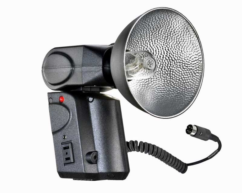 Quantum X5d-R Portable Flash Unit