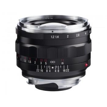 Voigtlander 40mm f1.2 Nokton Aspherical VM Lens