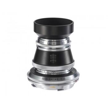 Voigtlander 50mm f3.5 Heliar Vintage Line VM Lens