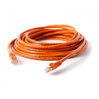 TetherTools CAT75-ORG TetherPro Cat6 550MHz UTP Network Cable 75' (23m)