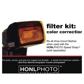 Honl Photo Colour Correction (Gel) Kit