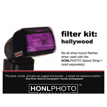 Honl Photo Hollywood Filter Kit (Gel) Kit