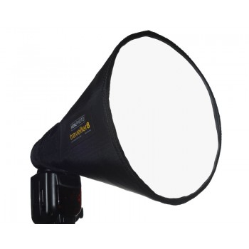 Honl Photo Traveller 8 Softbox incl Speed Strap