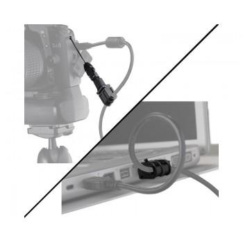 TetherTools JS093 JerkStopper Tethering Kit RJ11 (Telephone Jack)