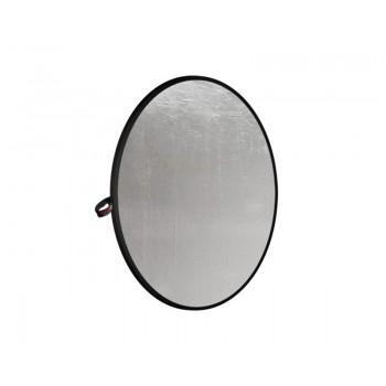 "Photoflex 12"" Black / Silver LiteDisc"