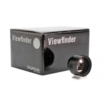 Ex-Demo Voigtlander 40mm Metal Black Viewfinder