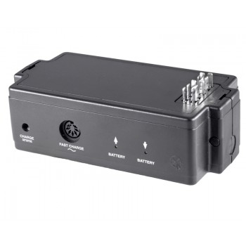Quantum QPAQ-X PDC Dual Battery Adaptor for Qflash X