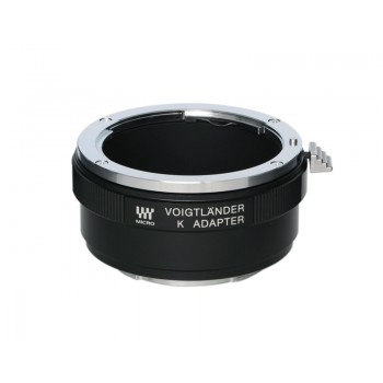 Voigtlander Pentax K to Micro Four Thirds Lens Adaptor