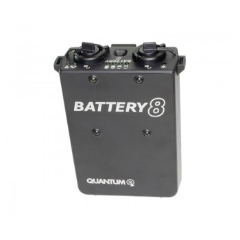 Quantum QB8 Battery for OMICRON 4