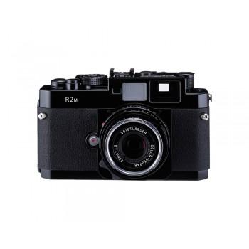 Voigtlander Bessa R2M Rangefinder Camera Body Black
