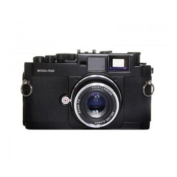Voigtlander Bessa R3M Rangefinder Camera Body Black