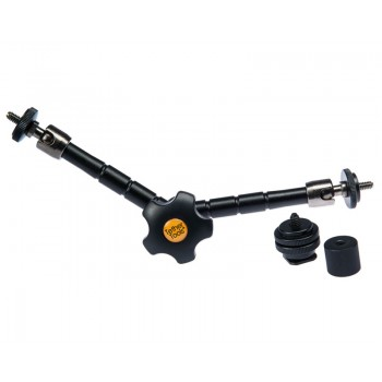 "TetherTools RS211 Rock Solid 11"" Articulating Arm with Center Lock"