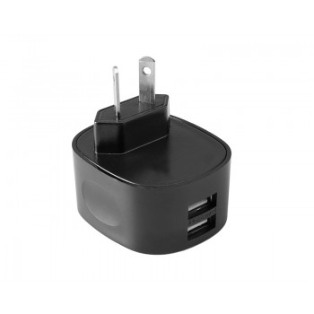 TetherTools RSUWA-AU Rock Solid Dual USB to AC Wall Adapter (Australia Standard)