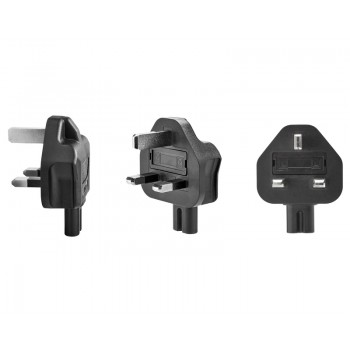 TetherTools ONsite Power Plug Angle Adapter (UK Plug)