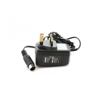 Quantum TCRUK UK 100-240V Charger for TC and TSC