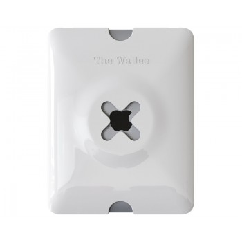 TetherTools WSC1WHT Wallee X-Lock Case for iPad 1 White