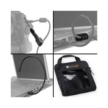 TetherTools TTVPK-RJ11 Tethering Essentials Pack w/ RJ11 (Telephone Jack)