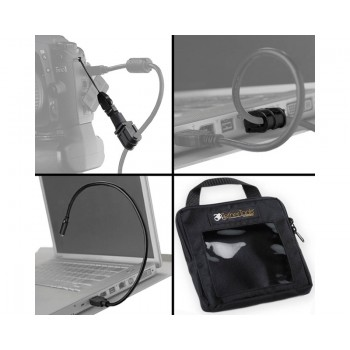 TetherTools TTVPK-USB Tethering Essentials Pack w/ USB Cable Support