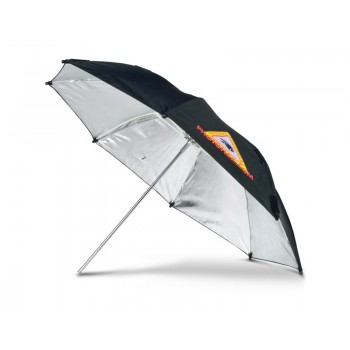 "Photoflex ADH 30"" Silver Adjustable Umbrella"