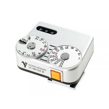 Voigtlander VC Meter II Silver