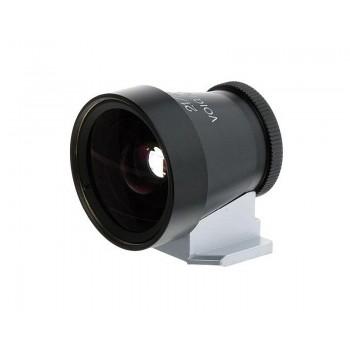 Voigtlander 21/25mm Metal Black Viewfinder
