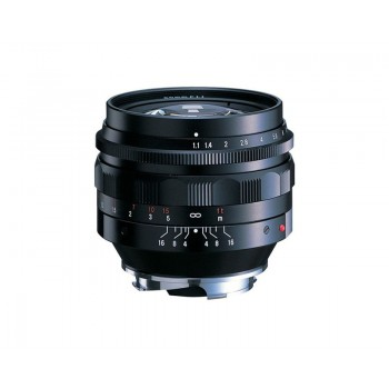 Voigtlander 50mm f1.1 VM Nokton Lens