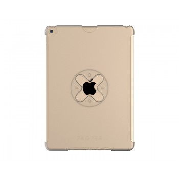 TetherTools WSCA2CLR Wallee X-Lock Case for iPad Air 2 Clear